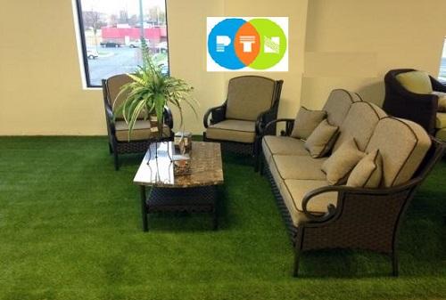 cỏ nhân tạo lót sàn giá rẻ