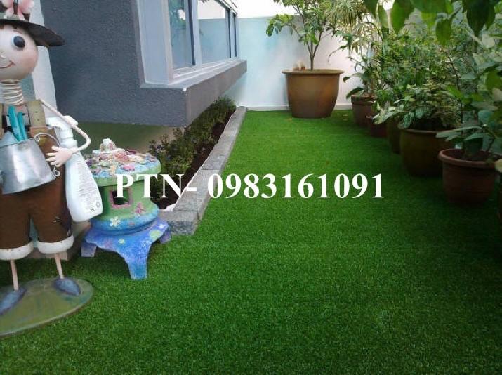 cỏ nhân tạo giải pháp số 1 cho ban công