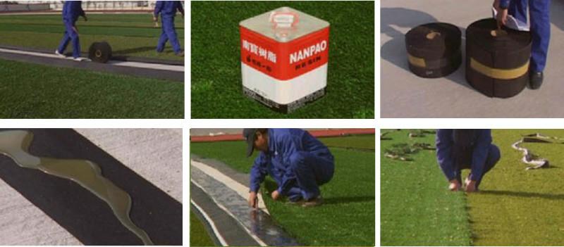 Các bước thi công mặt sân bóng cỏ nhân tạo đạt tiêu chuẩn
