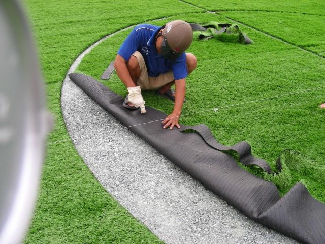 Cỏ nhân tạo sân vườn diện mạo mới cho cảnh quan ngôi nhà bạn