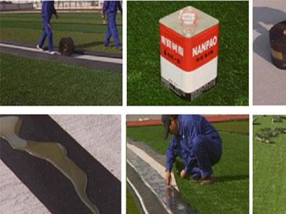 Tổng hợp quy trình thi công sân bóng cỏ nhân tạo