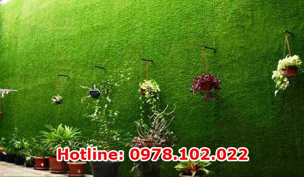 Cung cấp và thi công cỏ nhân tạo tại Nghệ An