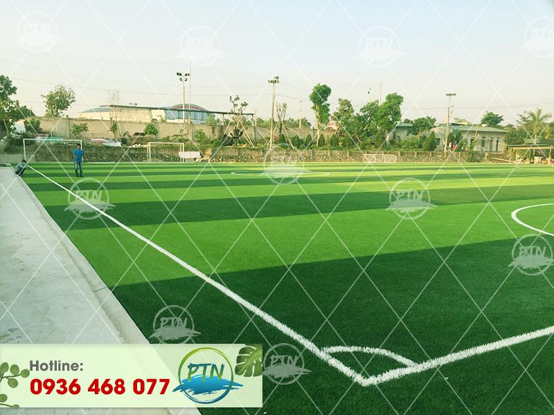 Công trình sân bóng Bảo An tại Bỉm Sơn - Thanh Hóa