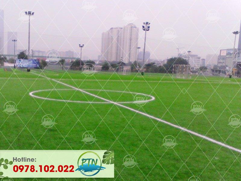Cụm sân bóng cỏ nhân tạo Sơn Trang 5 - Lê Văn Lương - Hà Nội