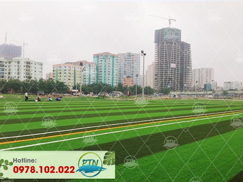 Sân bóng cỏ nhân tạo FPT - Hoàng Minh Giám - Hà Nội