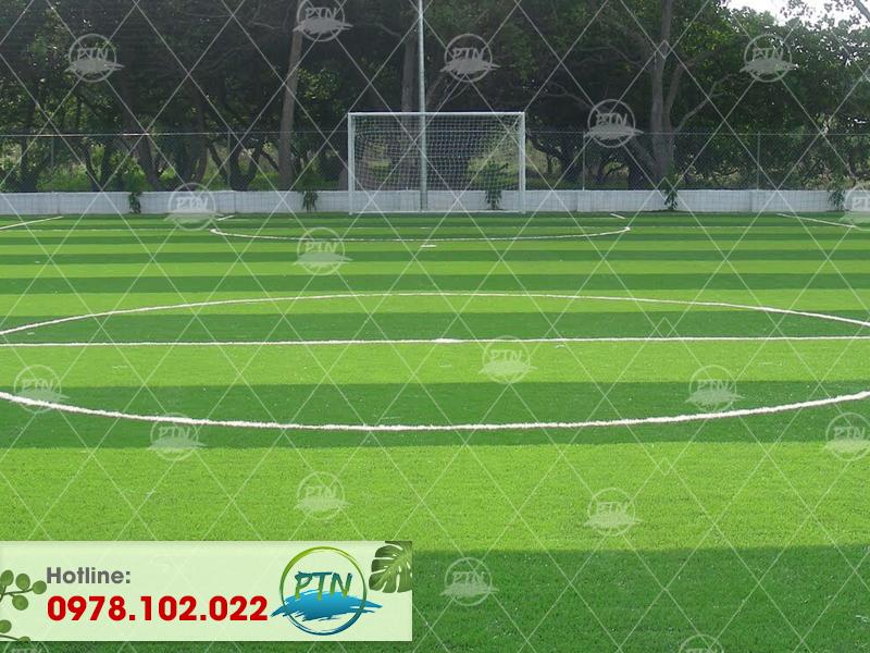 Sân bóng cỏ nhân tạo Quang Vinh - Thái Nguyên
