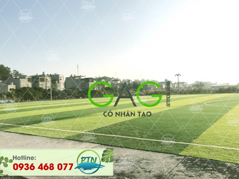 Dự án thi công sân cỏ nhân tạo tại Đà Nẵng