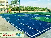 Dự án sân bóng chuyền Sầm Sơn Thanh Hóa