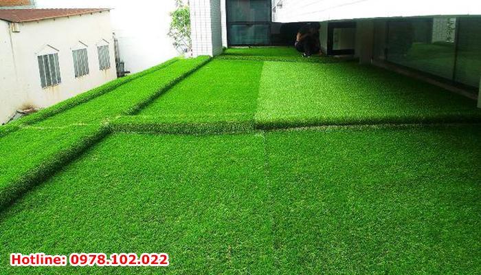 cung cấp cỏ nhân tạo tại Nghệ An