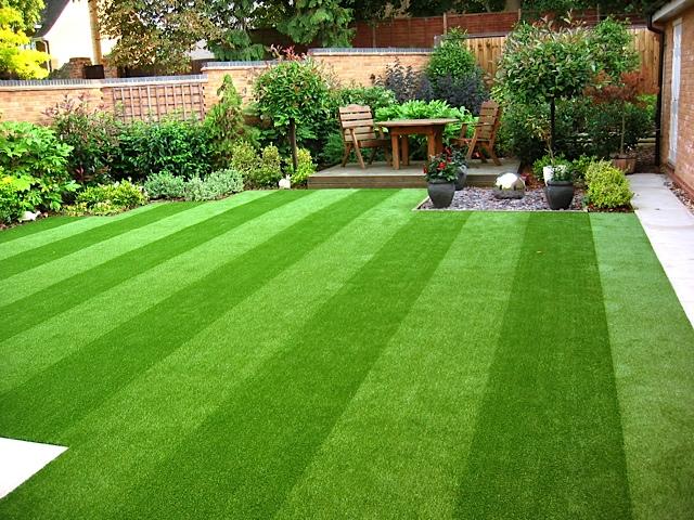 Tư vấn thiết kế sân vườn cỏ nhân tạo